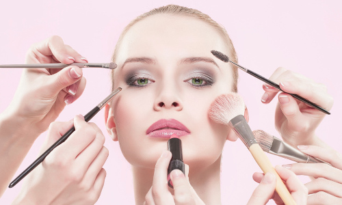 Make-Up Application Las Vegas